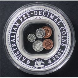 Australia's Pre Decimal Coins