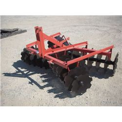 3 Point Disc Plow Attachment, 84""