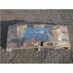 Caterpillar Excavator Bucket Rock Teeth, QTY (5)
