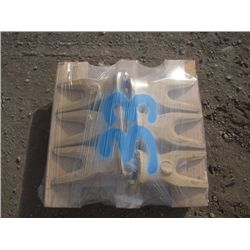 Caterpillar Excavator Bucket Rock Teeth, QTY (6)