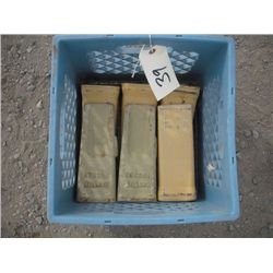 Caterpillar/GetTuf Bucket Teeth, QTY (6)