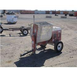 Whiteman WM30P S/A Towable Mortar Mixer