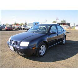 2000 Volkswagen Jetta Sedan