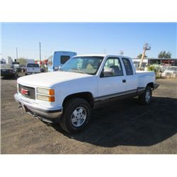 1994 GMC 1500 Sierra SLE 4x4 Pickup Truck