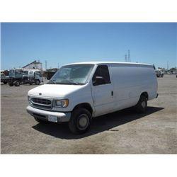 1998 Ford Econoline 250 Van