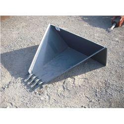 Skid Steer Stump Bucket