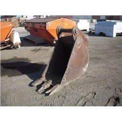 "Excavator 30"" Bucket w/ Teeth"