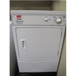 SPEED QUEEN COMMERCIAL DRYER (WHITE)