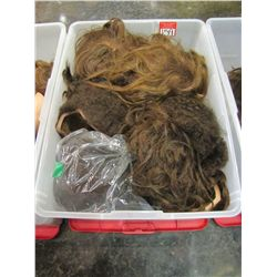 LOT ASSORTED WIGS