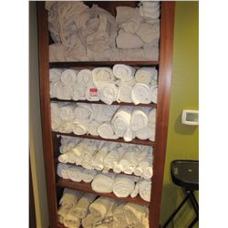 LOT ROPES & TOWELS