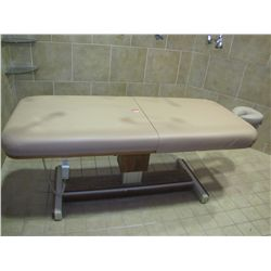 OAKWORKS HYDRAULIC MASSAGE TABLE HB5100 WITH SPA RISE TREATMENT SYSTEM