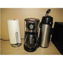 MR COFFEE MAKER & DECANTER