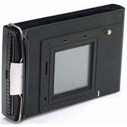 Hasselblad-Polaroid-Rückteil