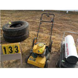Yardman push mower