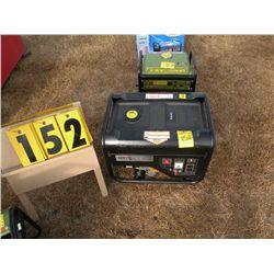 4200 Watt gas generator