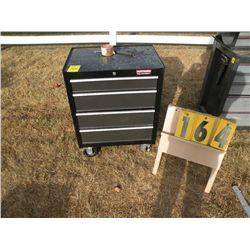 Craftsman tool box full of tools