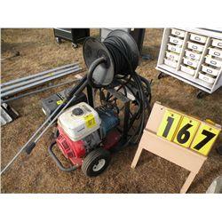 13hp Honda pressure washer w/Cat pump