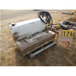 Pick-up fuel tank & pump