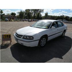 2000 Chev Impala -County Owned 2G1WF55E5Y9325652
