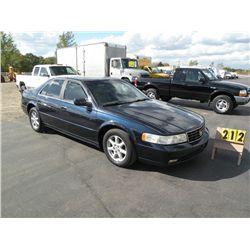 2003 Cadillac Seville 1G6KS54Y03U269633