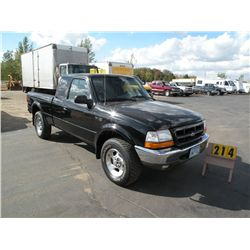 2000 Ford Ranger 1FTZR15X6YPB92729
