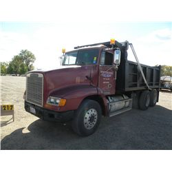 1993 Freightliner dump truck 1FUY3LYB0PH493023