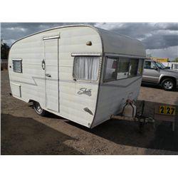 1962 Shasta camper trailer V9909