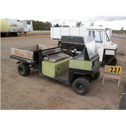 Cushman Truckster 601907