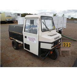 Cushman 3 wheel haulster C98005071