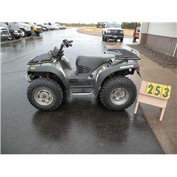 2000 Can Am Traxter 500 4x4 2BVAAEAC2YV001630
