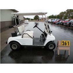 1993 Club Car electric golf car A9343357727
