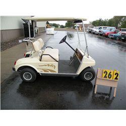 1985 Club Car gas golf car AG851071815