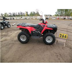 2008 Polaris Sportsman 500 H.O. AWD 4XAMN50A48A271584