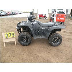 2007 Suzuki 700 King Quad, EFI 5SAAP41A877111706
