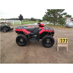 2011 Polaris Sportsman 550 XP 4XAZN55A1BA044357
