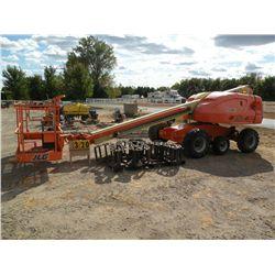 JLG 400S manlift, 40 ft lift w/grouser tracks 0300075042