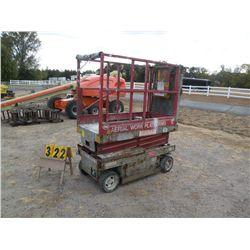 MEC aerial work platform -24 volt electric 8506529