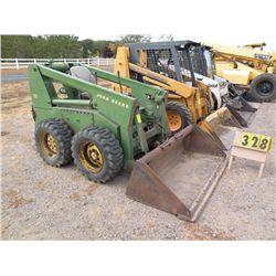 John Deere 170 skid loader 00774