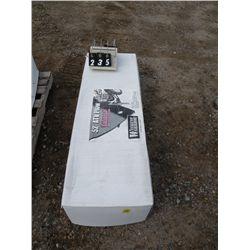 """52"""" ATV plow kit"""