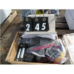 3,000lb ATV / UTV winch kits