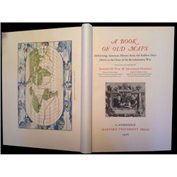 "Maps: ""A Book of Old Maps"" Fite & Freeman."