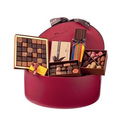 La Maison du Chocolat, Paris and New York, Box of Chocolate, celebrating their 35th anniversary.