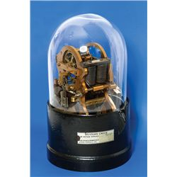 Edison Stock Ticker: Manufactured by T. A. Edison, Inc.