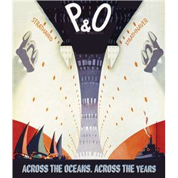 A Book Celebrating Their 175th anniversary: Peninsular and Oriental Steam Navigation Co. (P&O).