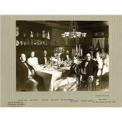 William McKinley Photograph, ca. 1890's.