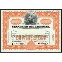 Standard Oil Co. Specimen Stock.
