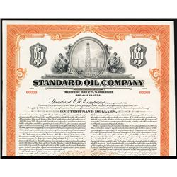 Standard Oil Co. 1949, Specimen Bond.