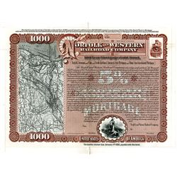 Norfolk and Western Railroad Co., Bond Proof.
