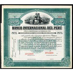 Banco Internacional Del Peru