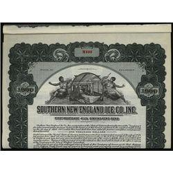 Southern New England Ice Co., Inc. Specimen Bond